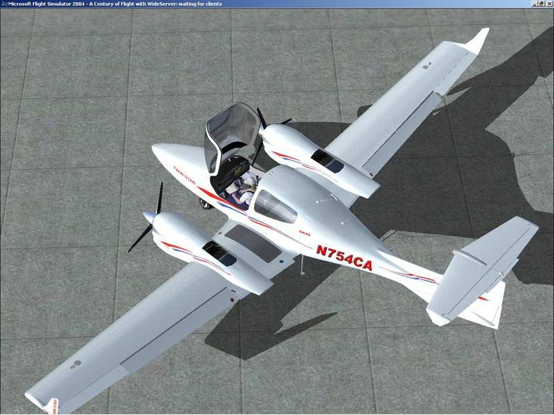 Diamond Twin Star DA42 - Progress! | FSDeveloper